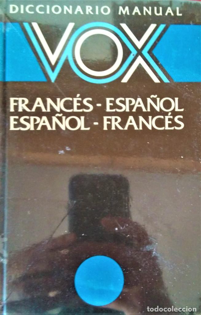 VOX - DICCIONARIO MANUAL- FRANCES-ESPAÑOL / ESPAÑOL-FRANCES (Libros de Segunda Mano - Diccionarios)