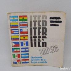 Diccionarios de segunda mano: LIBRO DICCIONARIO ITER. SOPENA. 1981. REF 1.. Lote 195010497