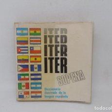 Diccionarios de segunda mano: LIBRO DICCIONARIO ITER. SOPENA. 1983. REF 2.. Lote 195010642