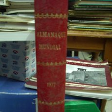 Diccionarios de segunda mano: DICCIONARIO GEOGRÁFICO (1977) ALMANAQUE MUNDIAL. L.17025-182. Lote 195186830