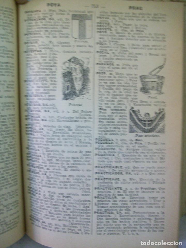 Diccionarios de segunda mano: DICCIONARIO ILUSTRADO DE LA LENGUA ESPAÑOLA-ARISTOS-1937 - Foto 8 - 195279098