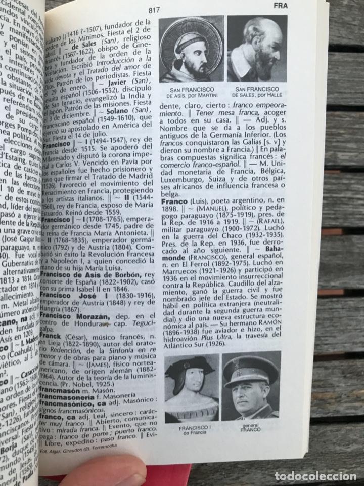 Diccionarios de segunda mano: MINILAROUSSE ILUSTRADO, NºS. 1, 2, 3, 4 Y 5. CÍRCULO DE LECTORES, AÑO 1984. VER FOTOS - Foto 2 - 195328202