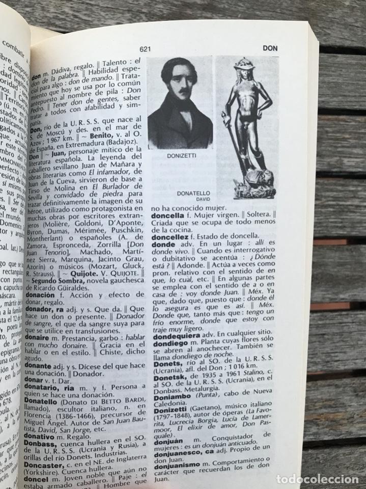 Diccionarios de segunda mano: MINILAROUSSE ILUSTRADO, NºS. 1, 2, 3, 4 Y 5. CÍRCULO DE LECTORES, AÑO 1984. VER FOTOS - Foto 4 - 195328202