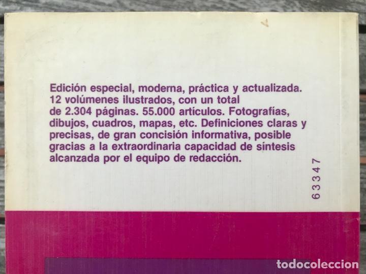 Diccionarios de segunda mano: MINILAROUSSE ILUSTRADO, NºS. 1, 2, 3, 4 Y 5. CÍRCULO DE LECTORES, AÑO 1984. VER FOTOS - Foto 6 - 195328202