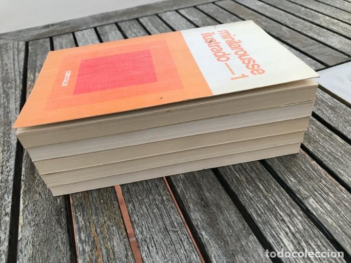 Diccionarios de segunda mano: MINILAROUSSE ILUSTRADO, NºS. 1, 2, 3, 4 Y 5. CÍRCULO DE LECTORES, AÑO 1984. VER FOTOS - Foto 7 - 195328202