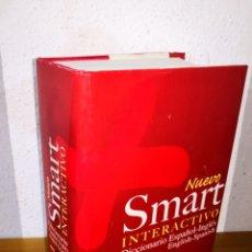 Diccionarios de segunda mano: NUEVO SMART INTERACTIVO - DICCIONARIO ESPAÑOL - INGLÉS / ENGLISH - SPANISH. Lote 195903835