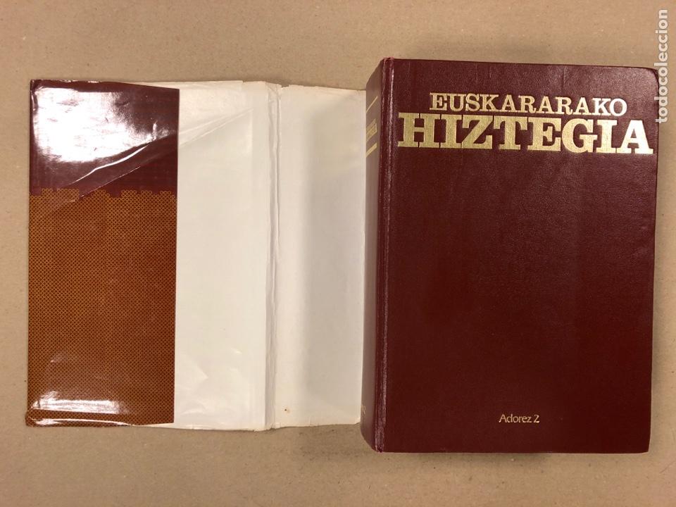Diccionarios de segunda mano: EUSKARARAKO HIZTEGIA. ADOREZ-2 (1987). DICCIONARIO EUSKERA. - Foto 2 - 195968568