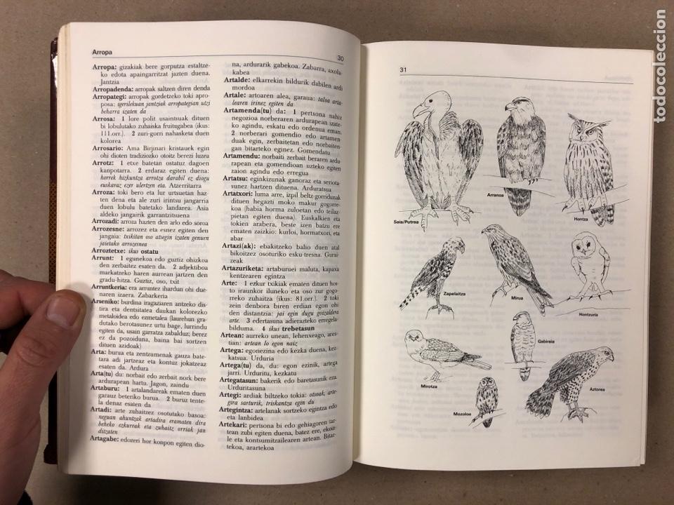 Diccionarios de segunda mano: EUSKARARAKO HIZTEGIA. ADOREZ-2 (1987). DICCIONARIO EUSKERA. - Foto 4 - 195968568