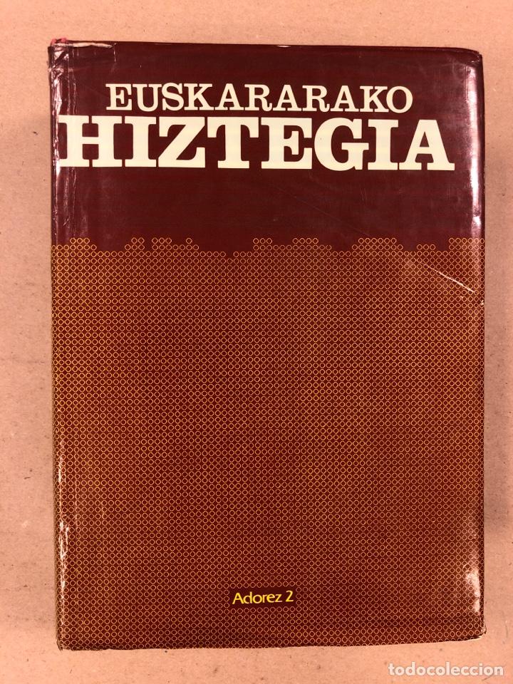 EUSKARARAKO HIZTEGIA. ADOREZ-2 (1987). DICCIONARIO EUSKERA. (Libros de Segunda Mano - Diccionarios)