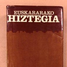 Diccionarios de segunda mano: EUSKARARAKO HIZTEGIA. ADOREZ-2 (1987). DICCIONARIO EUSKERA.. Lote 195968568