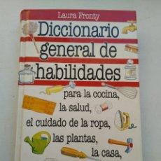 Livros em segunda mão: DICCIONARIO GENERAL DE HABILIDADES. Lote 196770335