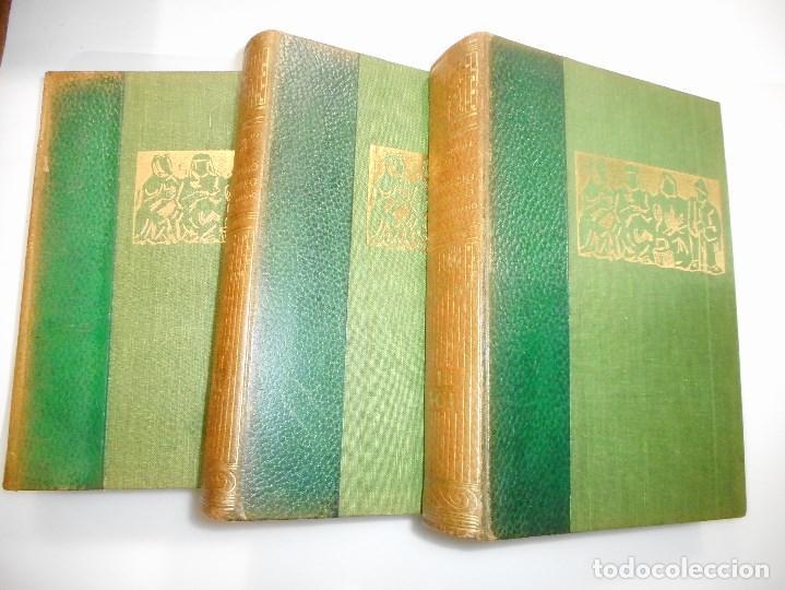 ELADIO RODRÍGUEZ GONZÁLEZ DICCIONARIO ENCICLOPÉDICO GALLEGO-CASTELLANO(3 TOMOS) Y99360W (Libros de Segunda Mano - Diccionarios)