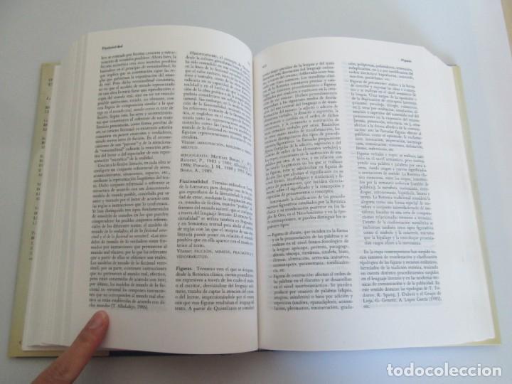Diccionarios de segunda mano: DICCIONARIO DE TERMINOS LITERARIOS. DEMETRIO ESTEBANEZ CALDERON. EDITORIAL ALIANZA. 1996 - Foto 12 - 198321255