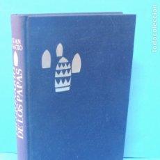 Diccionarios de segunda mano: DICCIONARIO DE LOS PAPAS .- JUAN DACIO. Lote 198973752
