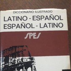Livros em segunda mão: DICCIONARIO LATIN. VOX. Lote 199121711