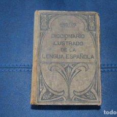 Diccionarios de segunda mano: DICCIONARIO ENCICLOPEDICO ILUSTRADO DE LA LENGUA ESPAÑOLA ARISTOS. Lote 199124661