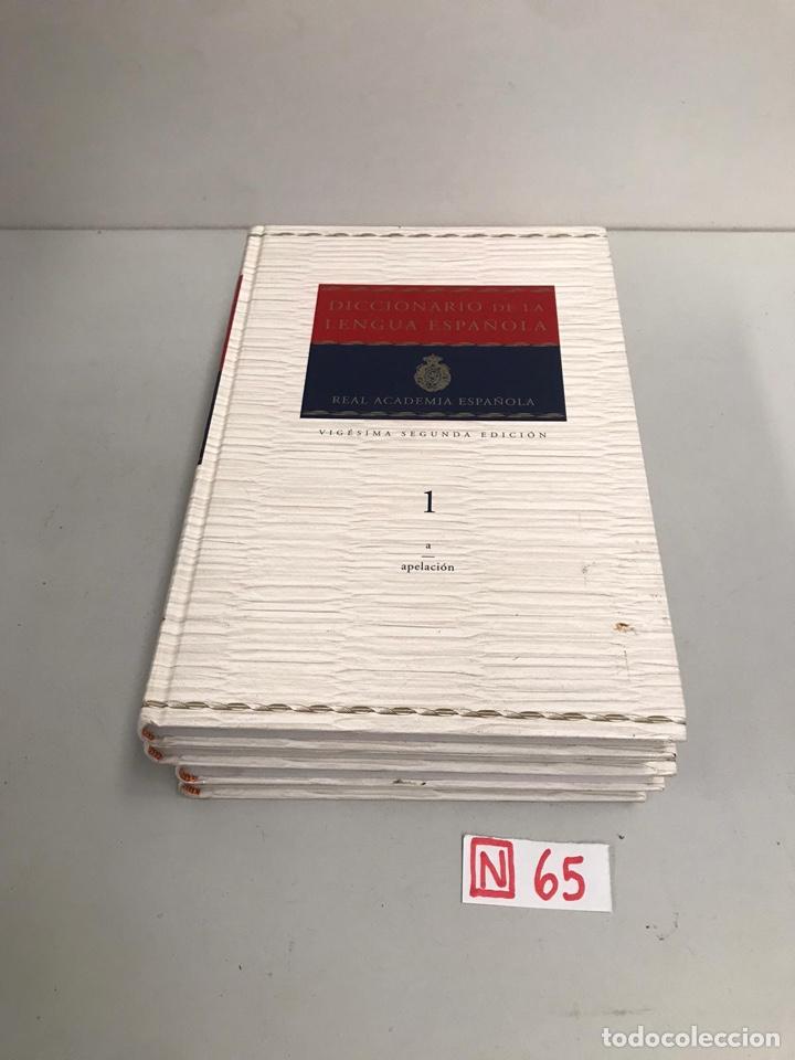 Diccionarios de segunda mano: Diccionario de la lengua española - Foto 2 - 199377667