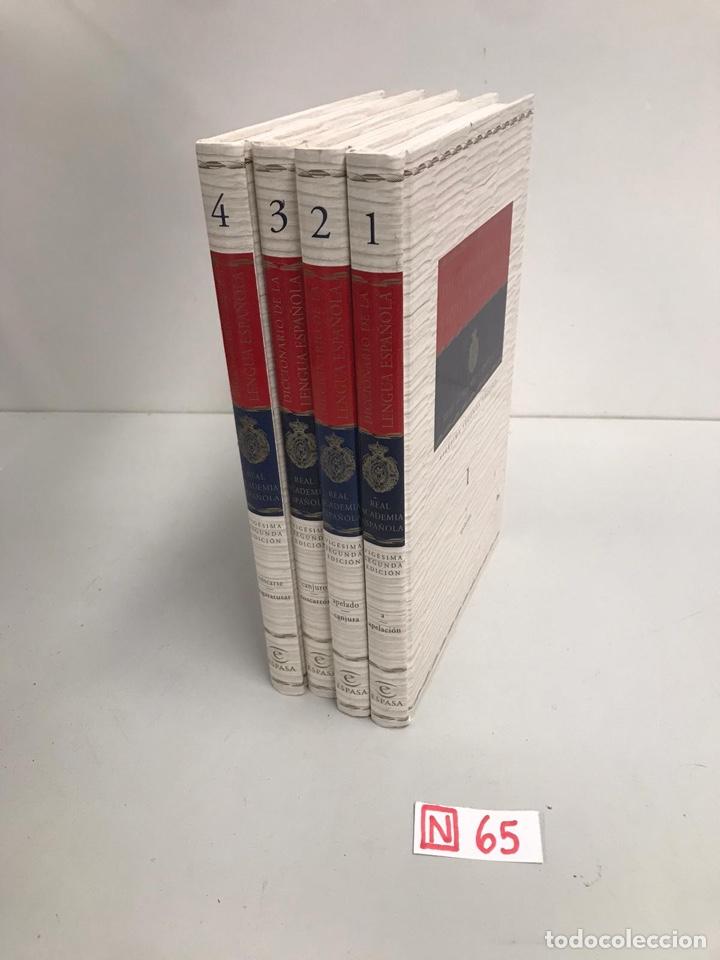 DICCIONARIO DE LA LENGUA ESPAÑOLA (Libros de Segunda Mano - Diccionarios)
