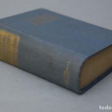 Diccionarios de segunda mano: DICIONARIO ALEMAN - ESPAÑOL Y ESPAÑOL ALEMÁN - FRANZ MULLER EDITORIAL RAMÓN SOPENA 1959. Lote 199520528