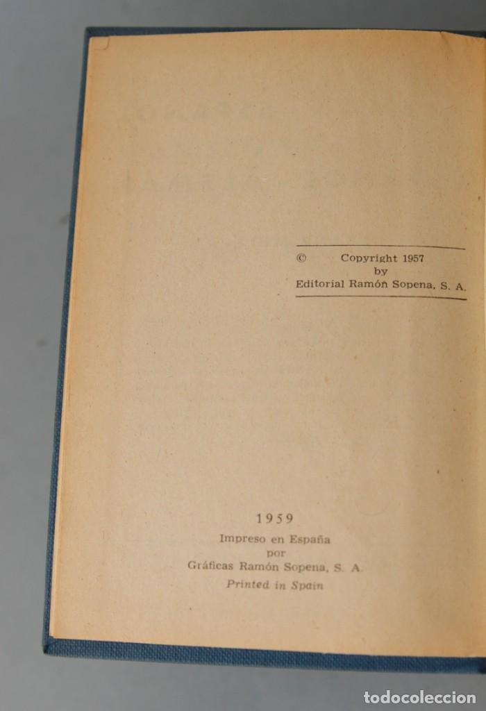 Diccionarios de segunda mano: DICIONARIO ALEMAN - ESPAÑOL Y ESPAÑOL ALEMÁN - FRANZ MULLER EDITORIAL RAMÓN SOPENA 1959 - Foto 3 - 199520528