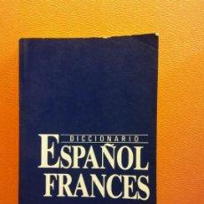 Diccionarios de segunda mano: DICCIONARIO ESPAÑOL FRANCÉS. VOX. EDITORIAL BIBLOGRAF S.A.. Lote 199742657