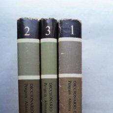 Diccionarios de segunda mano: DICCIONARIO DE LITERATURA.. Lote 201242598
