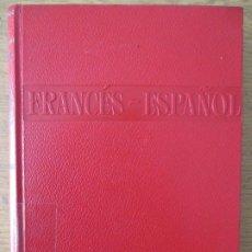 Diccionarios de segunda mano: DICCIONARIO FRANCÉS - ESPAÑOL . AMADOR. EDITORIAL RAMON SOPENA. BARCELONA. 1960. Lote 201603912
