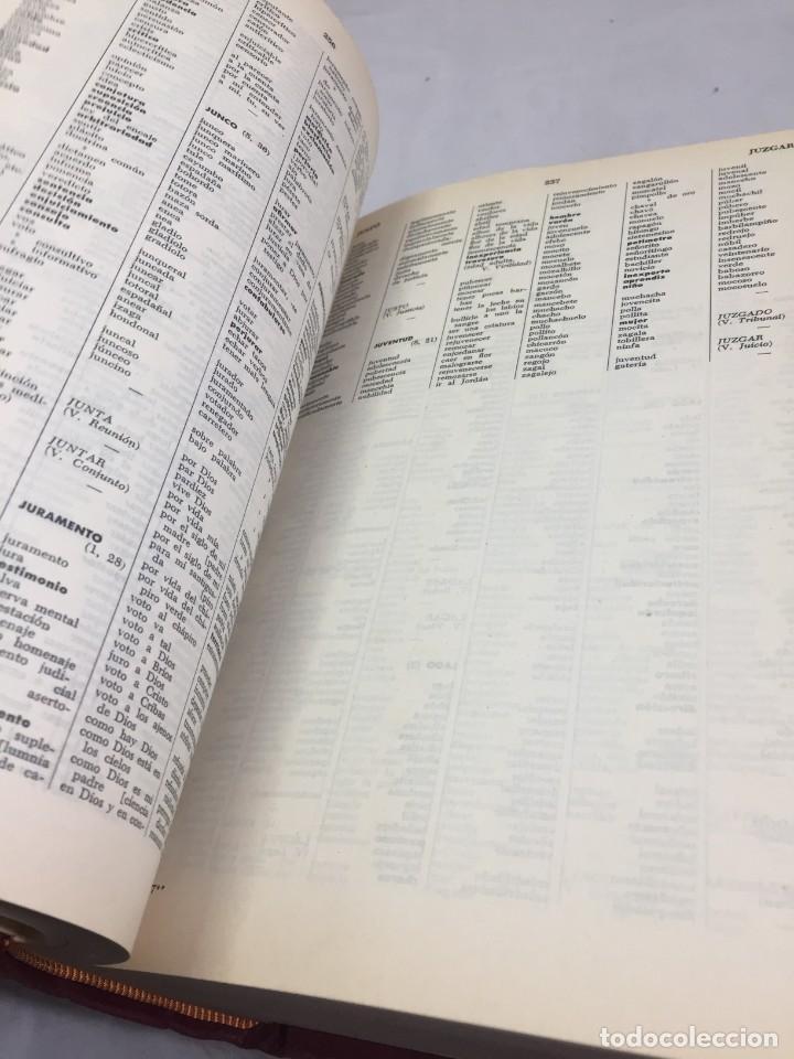 Diccionarios de segunda mano: Diccionario Ideologico de la Lengua Espanola Julio Casares, Editorial Gustavo Gili, 1963 - Foto 8 - 202665731