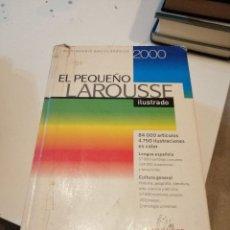 Diccionarios de segunda mano: G-1 LIBRO EL PEQUEÑO LAROUSSE 2000 DICCIONARIO ENCICLOPEDICO. Lote 202914257