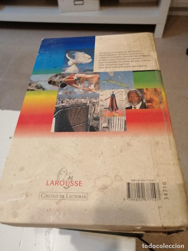 Diccionarios de segunda mano: G-1 LIBRO EL PEQUEÑO LAROUSSE 2000 DICCIONARIO ENCICLOPEDICO - Foto 2 - 202914257