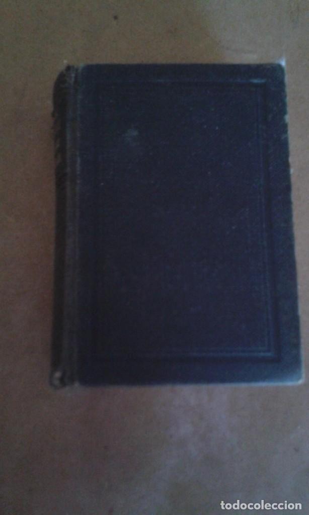 Diccionarios de segunda mano: antiguo diccionario ingles frances - Foto 2 - 203111720