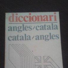 Diccionarios de segunda mano: DICCIONARIO ANGLES CATATLA. Lote 203415451