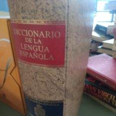 Libri di seconda mano: DICCIONARIO MANUAL LENGUA ESPAÑOLA. EDIT. ESPASA-CALPE. 1992 - VIGESIMA PRIMERA EDICION. Lote 204221513