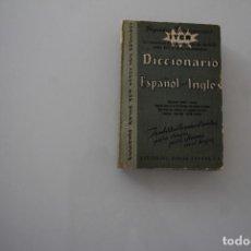 Diccionarios de segunda mano: ITER DICCIONARIOS ESPAÑOL - INGLES. Lote 205006951
