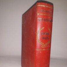 Diccionarios de segunda mano: DICCIONARIO ESPAÑOL-INGLES POR EMILIO M.MARTINEZ AMADOR, ED.SOPENA 1964. Lote 206394596
