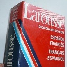 Diccionarios de segunda mano: DICCIONARIO GENERAL LAROUSSE ESPAÑOL FRANCÉS / FRANÇAIS ESPAGNOL (1992). Lote 208415842