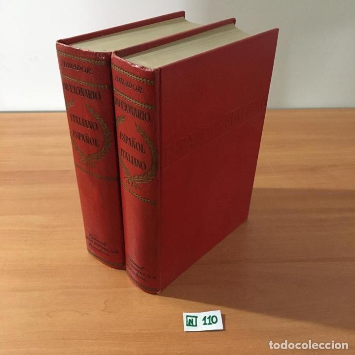 DICCIONARIO (Libros de Segunda Mano - Diccionarios)