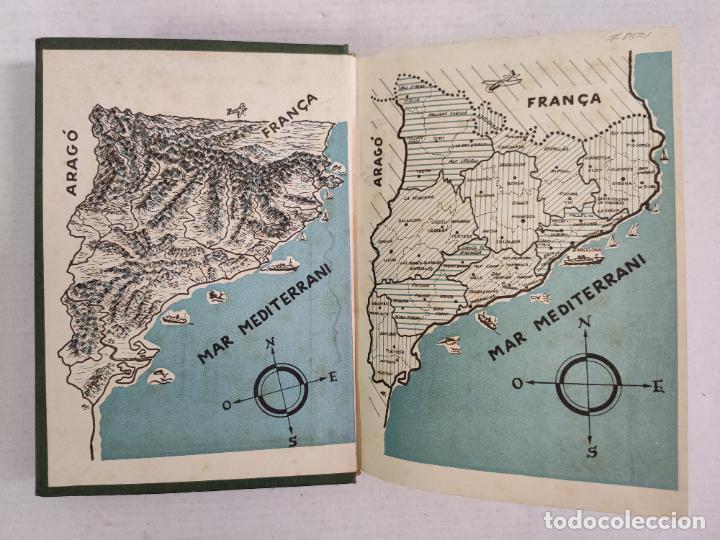 Diccionarios de segunda mano: PRIMER DICCIONARIO CATALÀ DEXCURCIONISME - JOAN SALLARÈS - Editorial Dalmau I Jover, 1959 - Foto 2 - 212766943