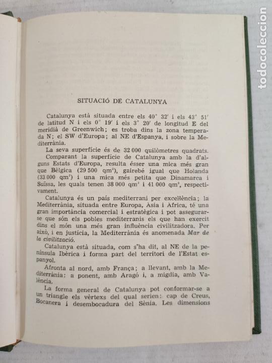 Diccionarios de segunda mano: PRIMER DICCIONARIO CATALÀ DEXCURCIONISME - JOAN SALLARÈS - Editorial Dalmau I Jover, 1959 - Foto 4 - 212766943