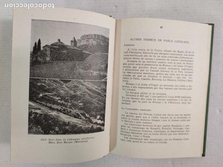 Diccionarios de segunda mano: PRIMER DICCIONARIO CATALÀ DEXCURCIONISME - JOAN SALLARÈS - Editorial Dalmau I Jover, 1959 - Foto 6 - 212766943