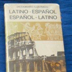 Livres d'occasion: DICCIONARIO ILUSTRADO LATINO ESPAÑOL VOX 1964. Lote 213275813