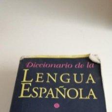 Diccionarios de segunda mano: G-23 LIBRO DICCIONARIO DE LA LENGUA ESPAÑOLA PRYCA. Lote 213501197
