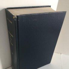 Diccionarios de segunda mano: MARÍA MOLINER. DICCIONARIO DE USO DEL ESPAÑOL. A - G. TOMO 1. GREDOS. BIBLIOTECA ROMÁNICA HISPÁNICA.. Lote 213944473