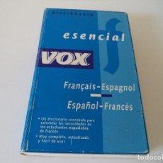 Diccionarios de segunda mano: DICCIONARIO VOX, FRANCES-ESPAÑOL-ESPAÑOL -FRANCES. Lote 214026745
