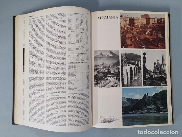 Diccionarios de segunda mano: DICCIONARIO ENCICLOPEDICO DURVAN - 6 TOMOS - AÑO 1972 - ED. DURVAN S.A ... L1747 - Foto 6 - 214082317