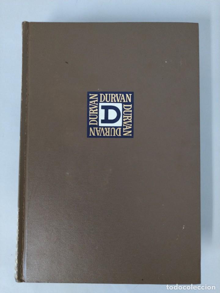 Diccionarios de segunda mano: DICCIONARIO ENCICLOPEDICO DURVAN - 6 TOMOS - AÑO 1972 - ED. DURVAN S.A ... L1747 - Foto 8 - 214082317