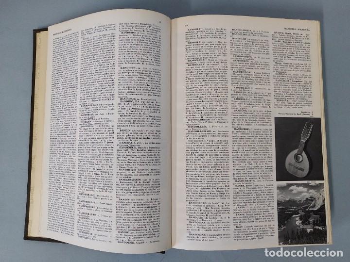 Diccionarios de segunda mano: DICCIONARIO ENCICLOPEDICO DURVAN - 6 TOMOS - AÑO 1972 - ED. DURVAN S.A ... L1747 - Foto 10 - 214082317