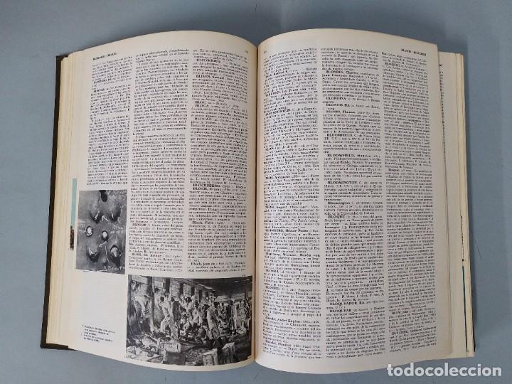 Diccionarios de segunda mano: DICCIONARIO ENCICLOPEDICO DURVAN - 6 TOMOS - AÑO 1972 - ED. DURVAN S.A ... L1747 - Foto 11 - 214082317