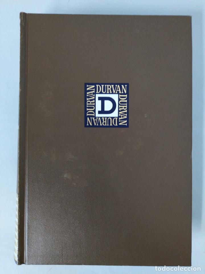 Diccionarios de segunda mano: DICCIONARIO ENCICLOPEDICO DURVAN - 6 TOMOS - AÑO 1972 - ED. DURVAN S.A ... L1747 - Foto 13 - 214082317