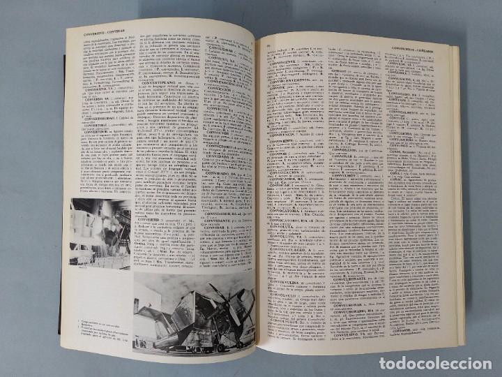 Diccionarios de segunda mano: DICCIONARIO ENCICLOPEDICO DURVAN - 6 TOMOS - AÑO 1972 - ED. DURVAN S.A ... L1747 - Foto 15 - 214082317